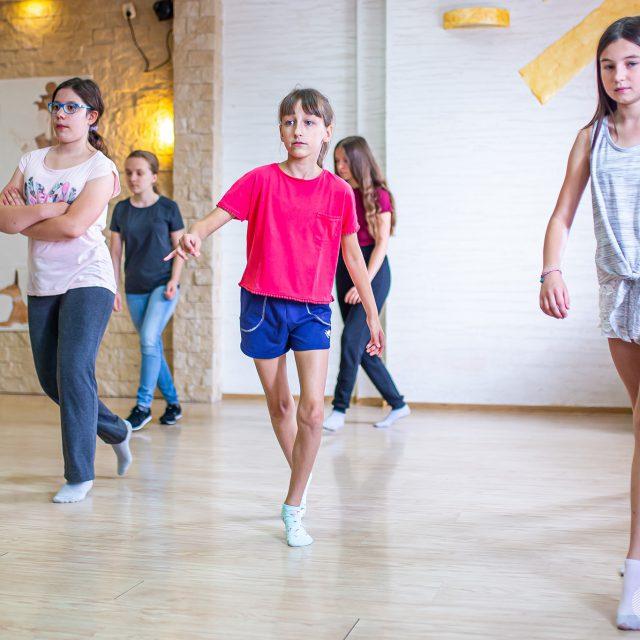 obozy taneczne zimowe dla dzieci i młodzieży 2020